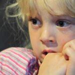 Основные страхи ребенка трех лет